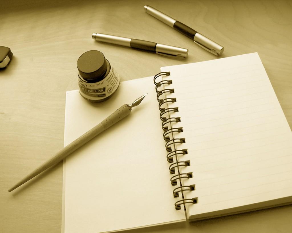 علاقه به نامه نوشتن